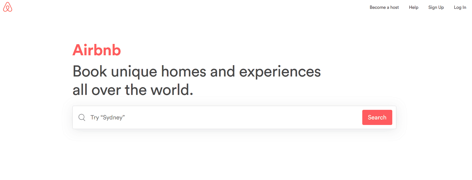 Airbnb uses Ruby on Rails