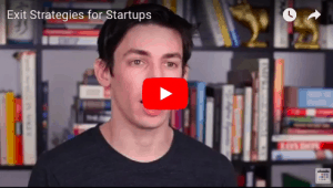 startups exit strategy video